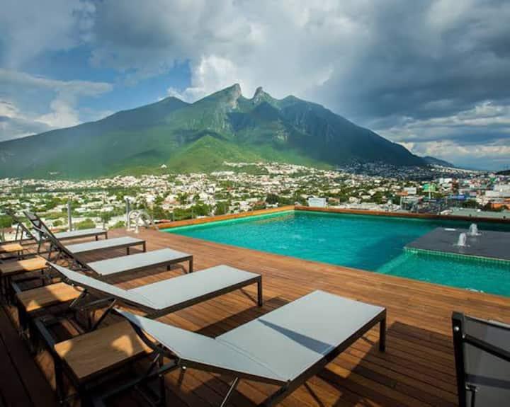 Depa en Monterrey