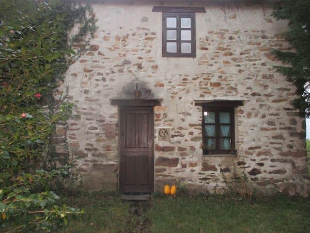 Casa Playa Fontela - Castropol - Huis