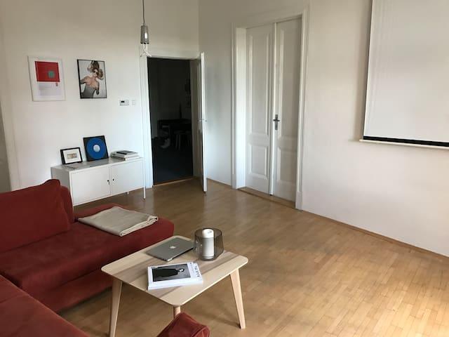 Neat room