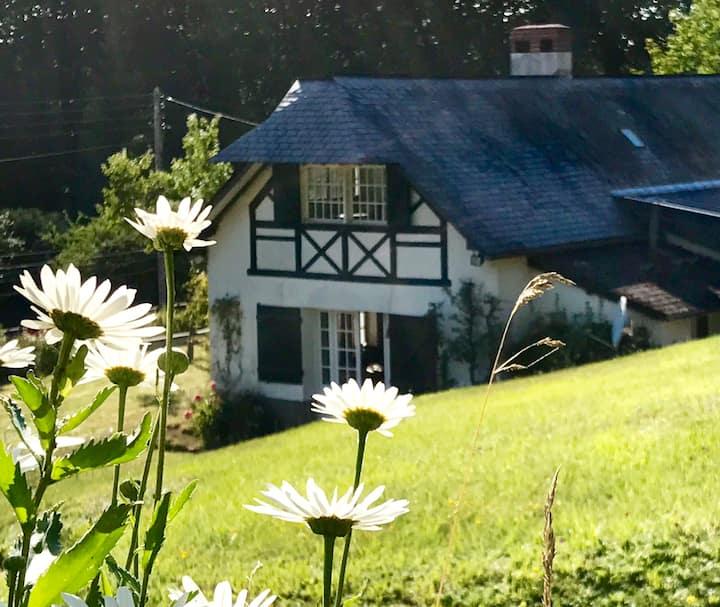 Superbe maison de campagne rénovée, à 2 km de mer