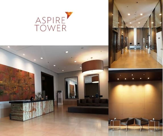 An exquisite Condo Unit marked with sophistication