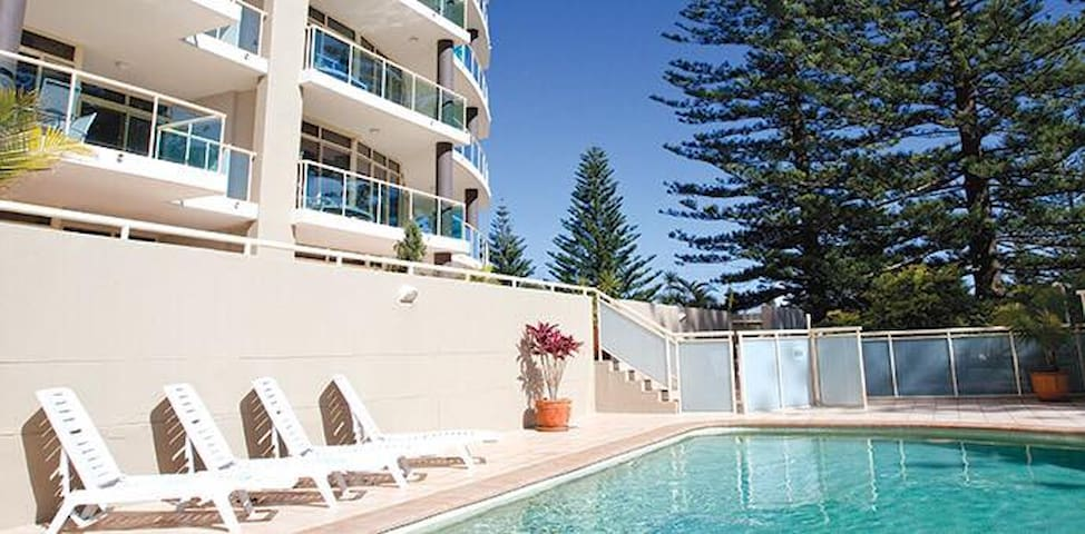 2 bedroom apartment in Port Macquire