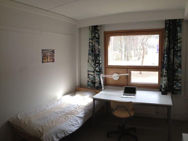 Perfect room for travelers! - Lappeenranta - Asrama
