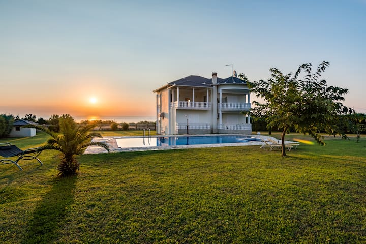 Olympos Sunset Residence - Sea- and Mountainview