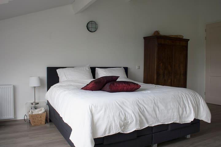 Luxe boerenkamer - Groesbeek - Appartement