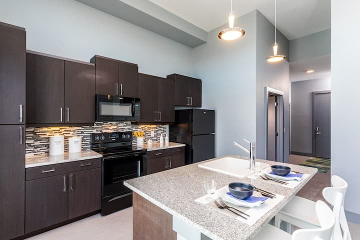 Homey place just for you | Studio in Aurora