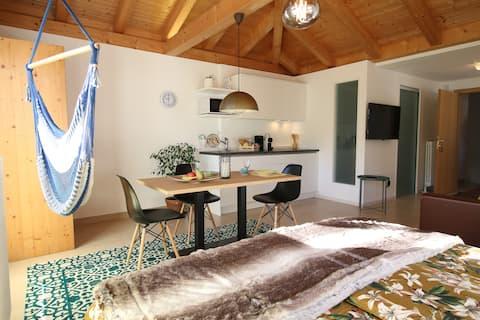 Cozy stay at Haus Lang (close to Merano)