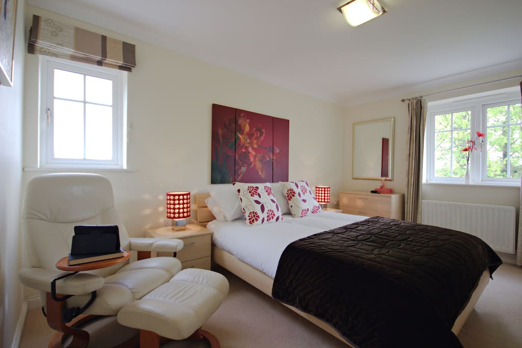We have a number of apartments in Westlands House, and the photos here are an example of the standard, and furnishings.