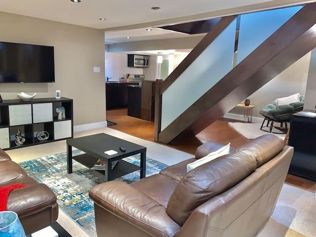 Silver Birch Suite