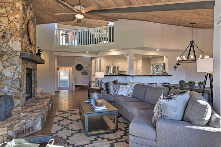 Experience Flagstaff in style at this stunning 2,788-square-foot house!