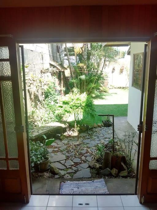 Backyard - Patio Trasero 2