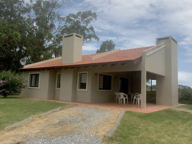 Casa de campo y playa - Playa verde  - Rumah