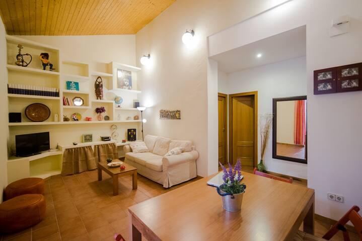 Original piso ático independiente - Valencia - House