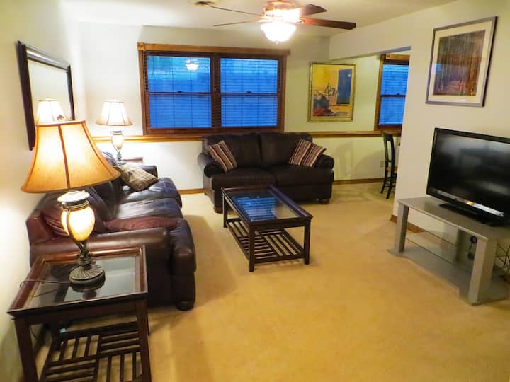 Beautiful Fully Furnished Executive Apart MONTHLY