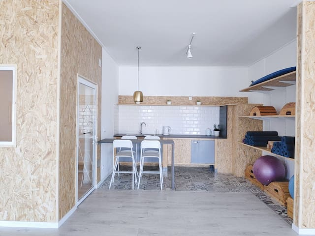 Positivenomad Studio Ericeira