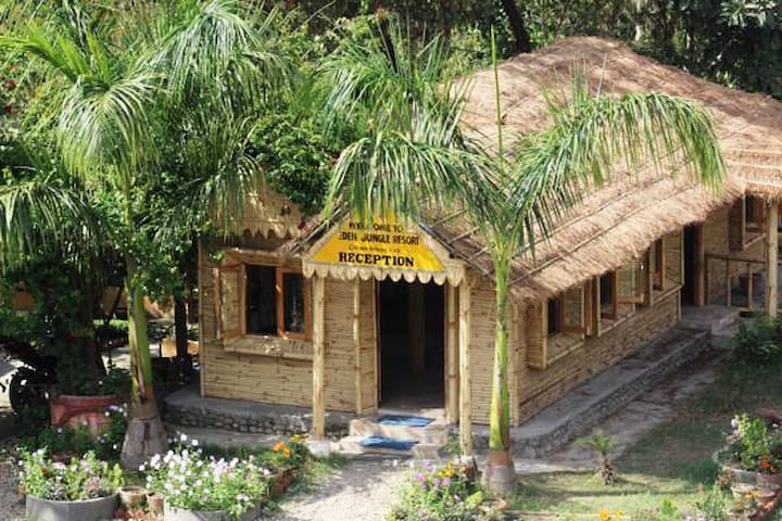 Eden Jungle Resort Chitwan