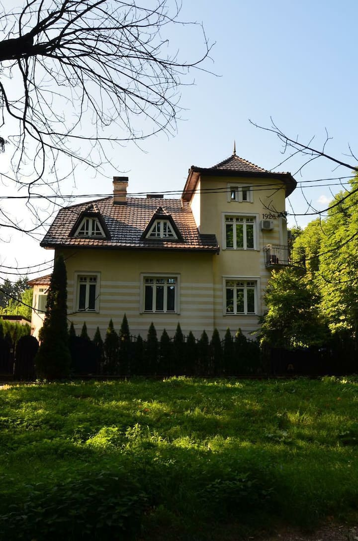 Villa Vrelo Bosne