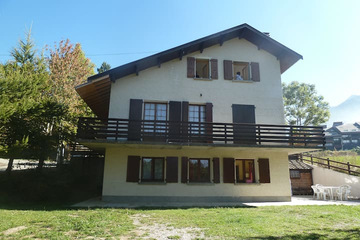 Terrific 35sqm Studio in the Alpes  - Ancelle - Byt