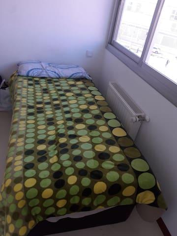 habitacion wifi calefacción  buen ambiente familia
