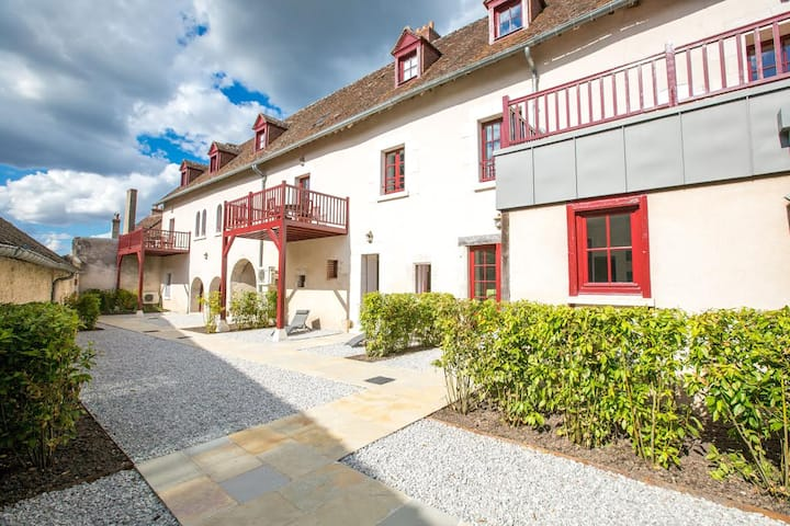 ****High End Accomodation in Cheverny