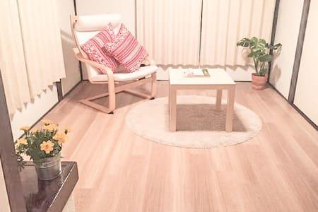 初めてのAirbnbなら★新宿駅4分★女子に人気★プライベートルーム★グループにぴったり2 - Nakano-ku