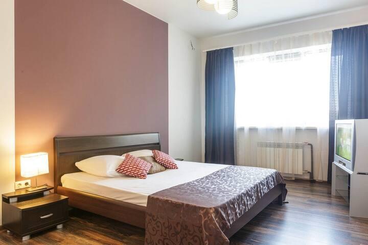 Двухкомнатная квартира, Самарская, 165