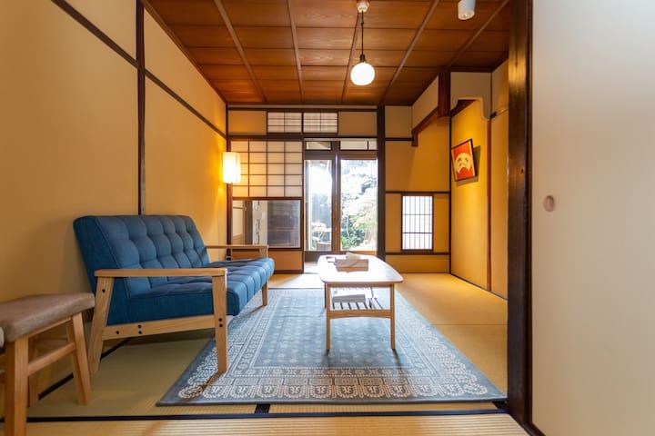 NewOpen!!Near Kinkaku-ji/Machiya Experience 6 ppl