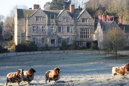 Northcourt Manor Bed and Breakfast - Brighstone