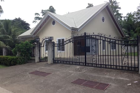 Modern Bungalow Style House - Calape