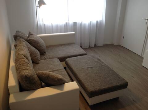 33 m2 byt, klidné místo, domácí zvíře na vyžádání