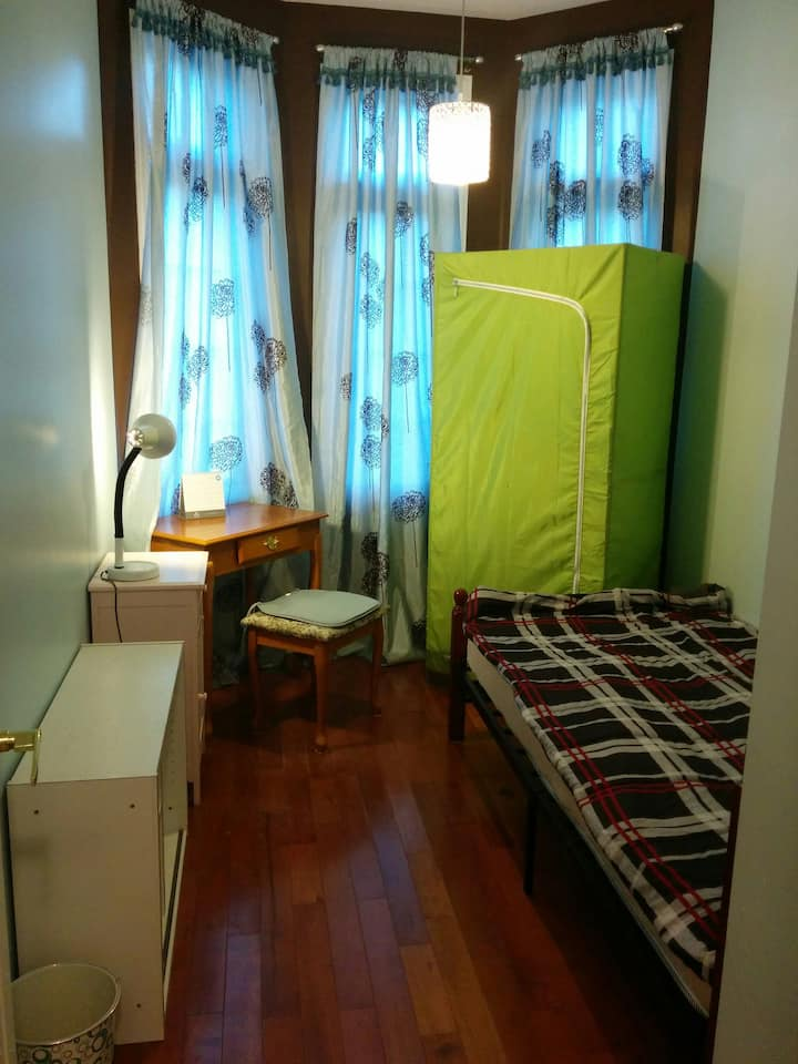 Bright  Room with private washroom