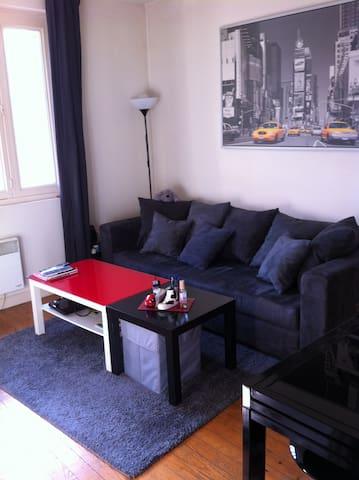 Croix-rousse idéalement situé - Lyon - Apartemen