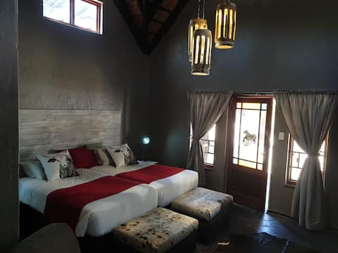 Tautona Lodge - Private  Game Reserve