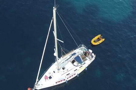 Barca a vela, un sogno sopra al mare - Giulianova
