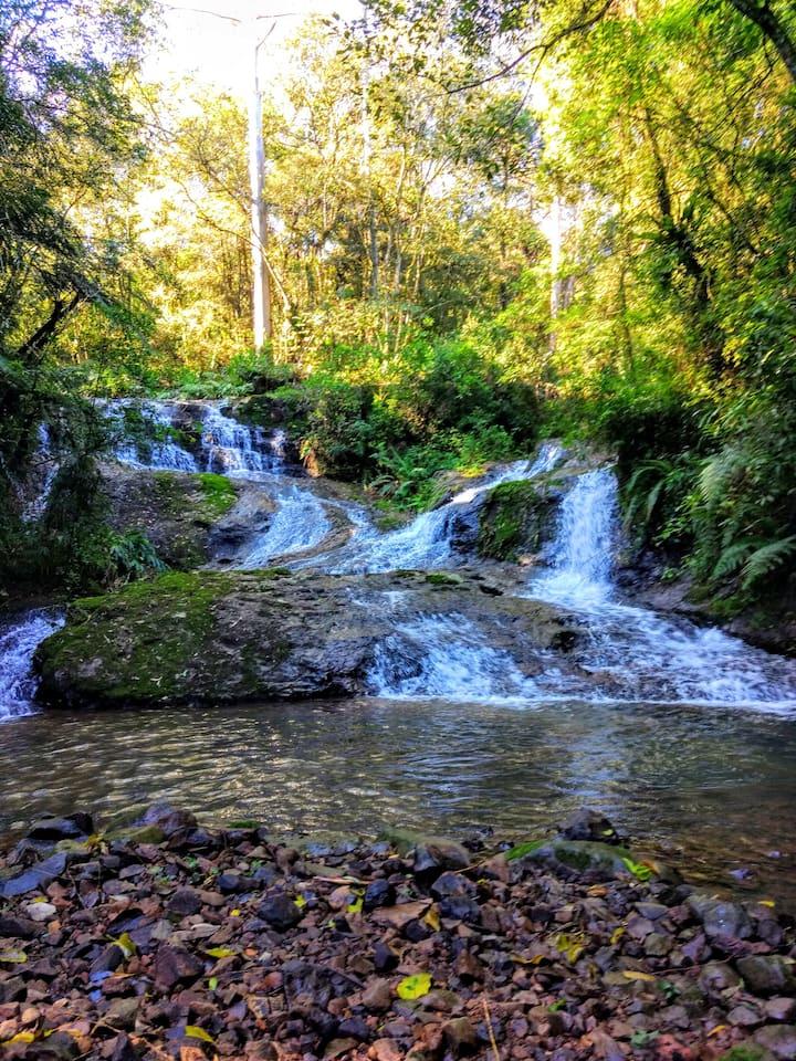 VALE DO SER:  um paraíso privado na serra