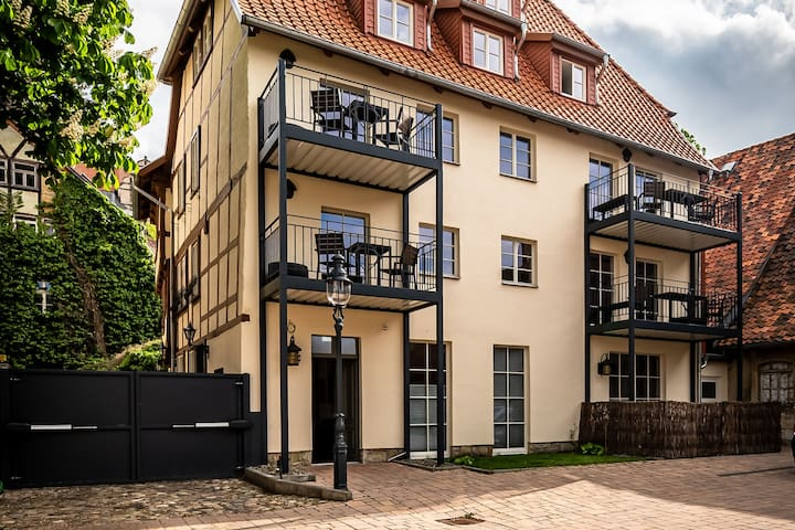 Cozy Apartment near Ski Area in Quedlinburg