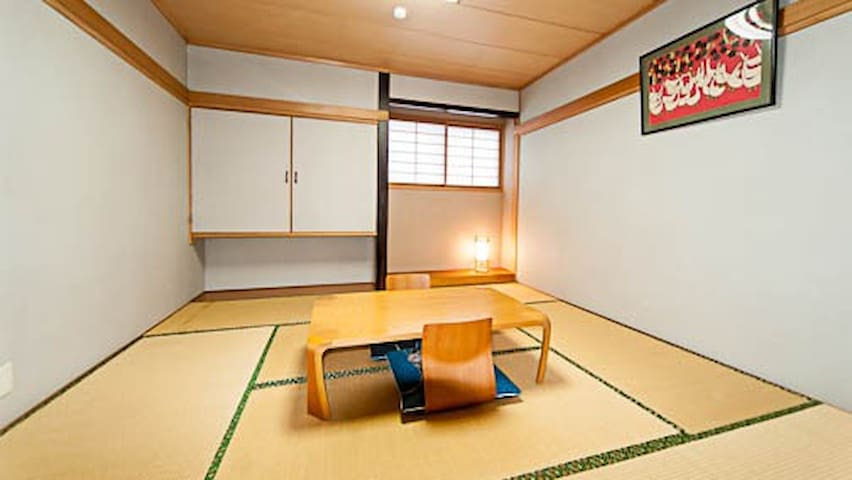 Red Warehouse - Japanese style room - Myōkō-shi - Villa