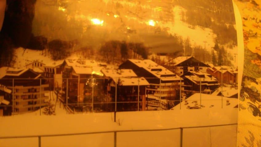 Casa di montagna Aprica - San Pietro - Apartment