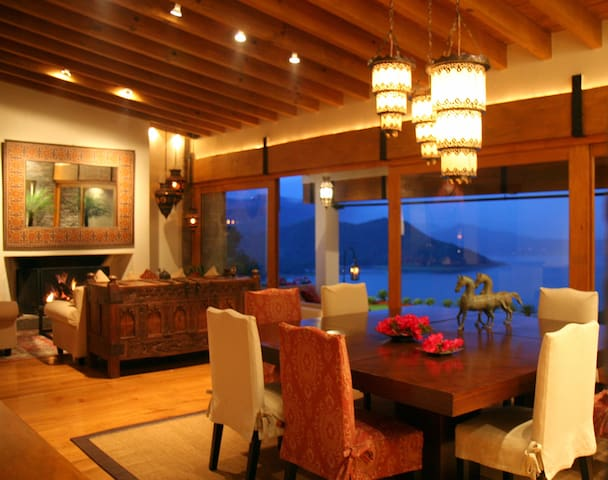 Luxury Villa Featured in Architectural Digest