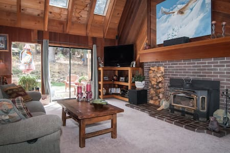 Alpine Bliss - 3Bedroom Private Hot Tub & Dogs OK! - 高山草原(Alpine Meadows)