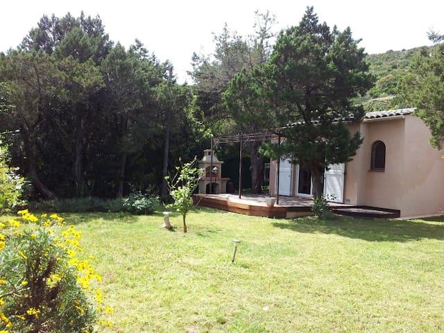 Calme maisonnette d'environ 50m2, - Pianottoli-Caldarello - Casa