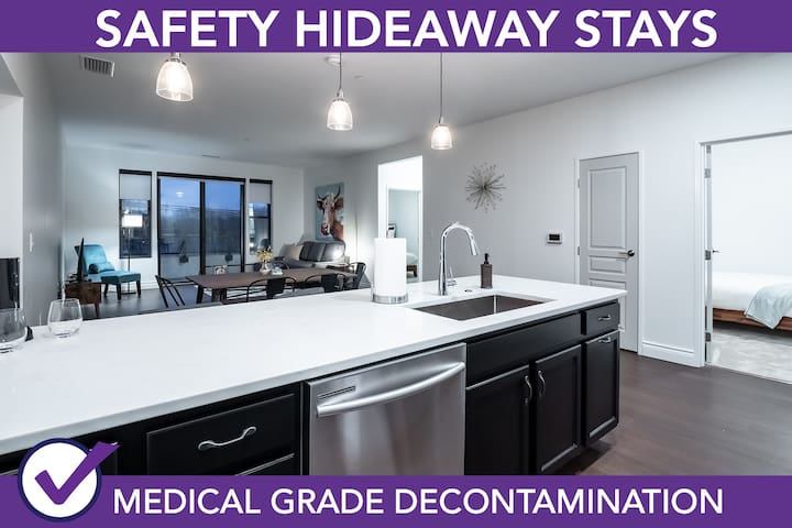 Safety Hideaway - Medical Grade Clean Home 89