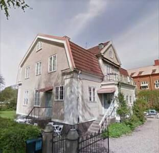Charmig 1920tals lägenhet - Karlstad - Wohnung