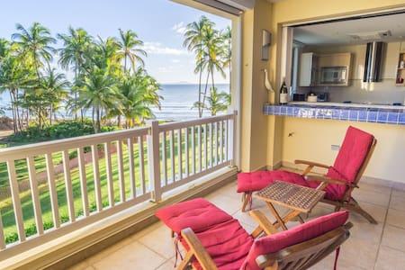 Private luxury oceanfront condo in Marbella Club - Palmas del Mar - Apartamento