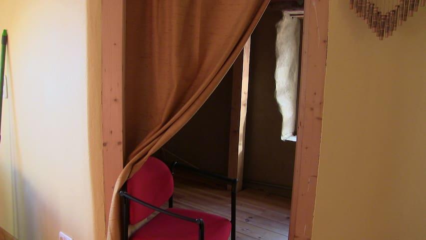 Auszeit - Schlafhöhle