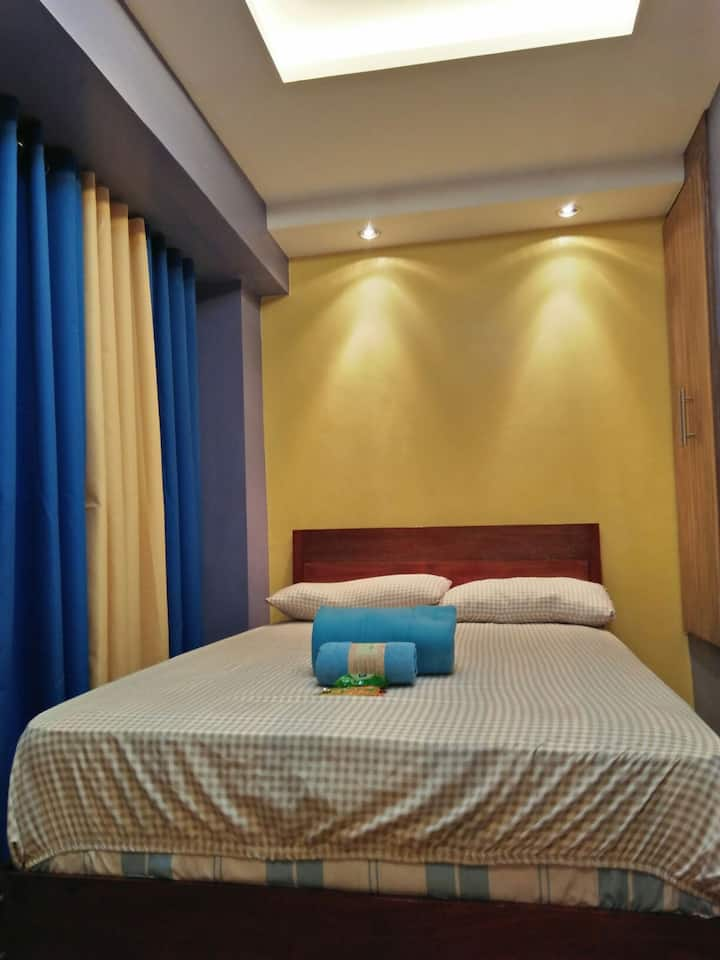 A quiet place to stay @ malate, Manila
