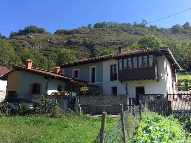 Casa Rural-Casa Clarita (caño)