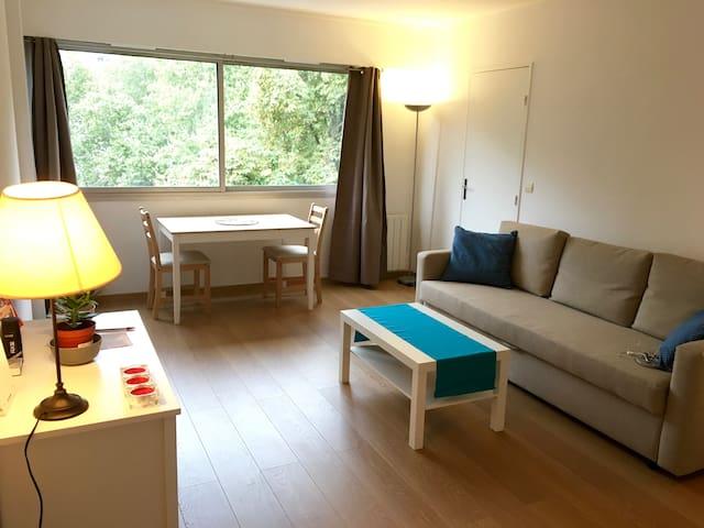 Studio cosy et lumineux dans le centre de Lille - Lille - Apartamento