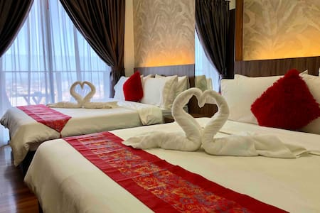 TheSuite Silverscape, NOCleaningFee, FREE WiFi 4px