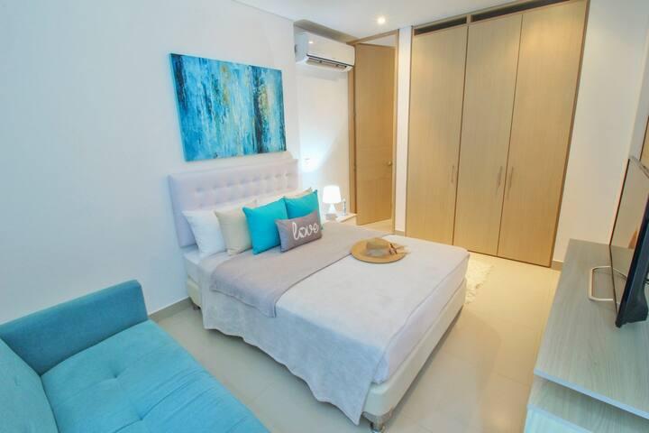 Apartamento SOHO Style - Con Balcón SMR317A